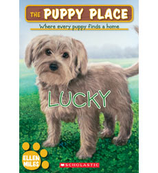 The Puppy Place: Lucky