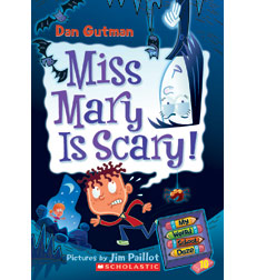My Weird School Daze: Miss Mary Is Scary!