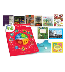 Knowledge Quest! Read-Aloud Collection: Sensational Seasons and Weather