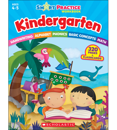 Smart Practice Workbook: Kindergarten