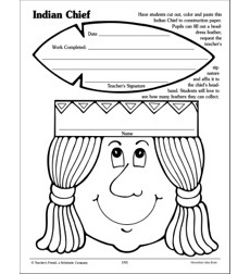 Indian Chief: Pattern