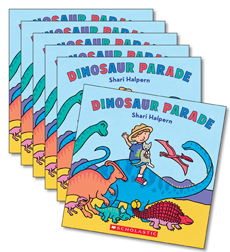 Guided Reading Set: Level F – Dinosaur Parade