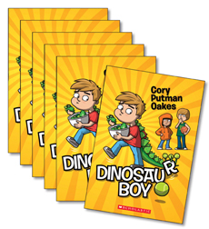 Guided Reading Set: Level T – Dinosaur Boy