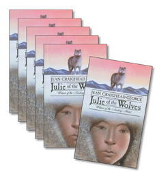 Guided Reading Set: Level U – Julie of the Wolves
