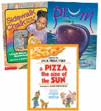 Scholastic Trio Individual Theme Unit Set 4, Language Arts - Poetry, Grades 4-5