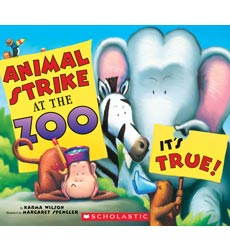 Animal Strike at the Zoo