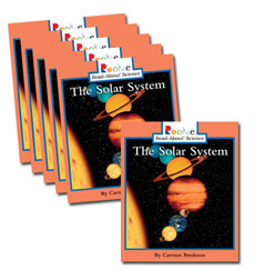 Guided Reading Set: Level I – The Solar System