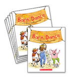 Guided Reading Set: Level G – The Barn Dance