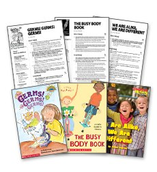 Health & Wellness—Literacy Theme Pack Express Grade 1