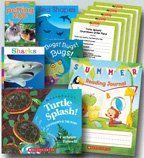 My Books Summer Grade K Nonfiction Focus (5 Books)