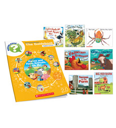 Knowledge Quest! Read-Aloud Collection: Farms and Farm Animals, Oh My!