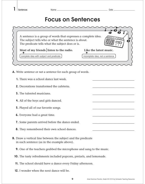 Great Grammar Practice Grade 6 By Linda Ward Beech border=