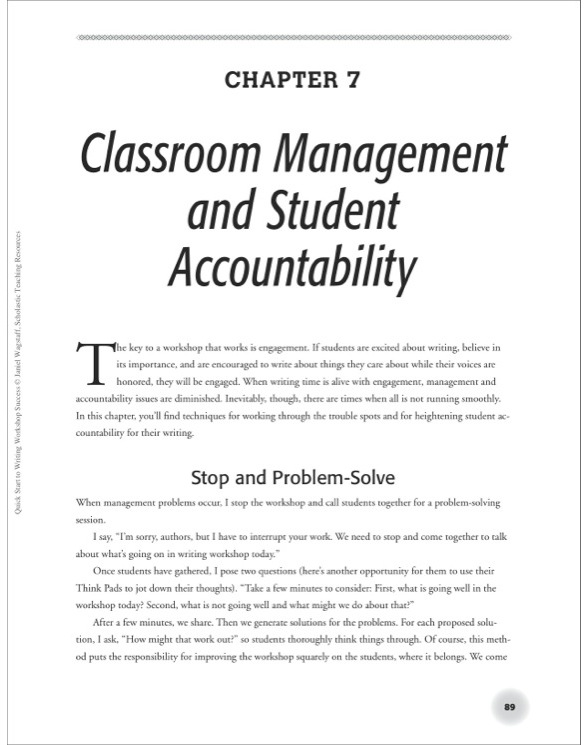 what is the importance of classroom management