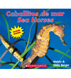 Scholastic Time-to-Discover Readers: Sea Horse / Caballitos de mar