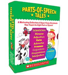 Parts–of–Speech Tales