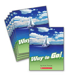 Guided Reading Set: Level E – Way to Go!