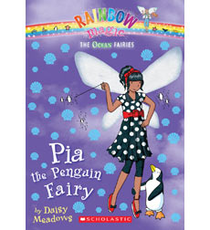 Rainbow Magic—The Ocean Fairies: Pia the Penguin Fairy
