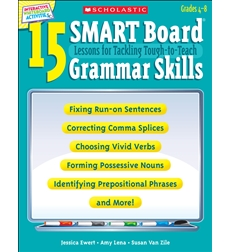 15 SMART Board Lessons for Tackling Tough-to-Teach Grammar Skills