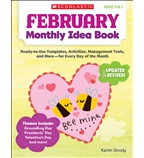 February Monthly Idea Book