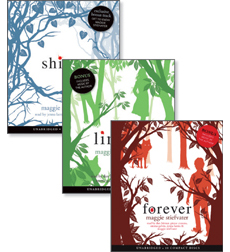 Shiver Trilogy Trade Bundle