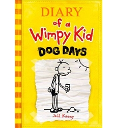 Diary of a Wimpy Kid: Dog Days 9780810988880