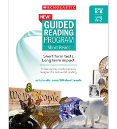 Guided Reading Short Reads Brochure