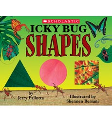Icky Bug Shapes
