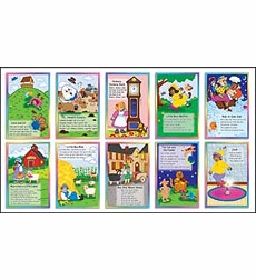 Nursery Rhymes Posters! Bulletin Board