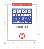 Guided Reading Nonfiction Focus: Level M, Practice Pack