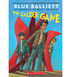 Chasing Vermeer: The Calder Game