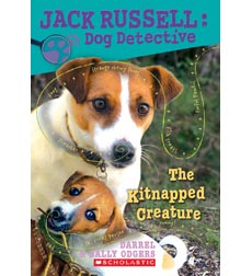 Jack Russell: Dog Detective: The Kitnapped Creature
