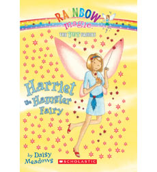Rainbow Magic—The Pet Fairies: Harriet the Hamster Fairy