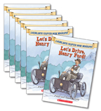 Guided Reading Set: Level N – Let's Drive, Henry Ford