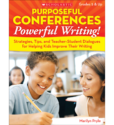 Purposeful Conferences—Powerful Writing!