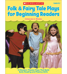 Folk & Fairy Tale Plays for Beginning Readers