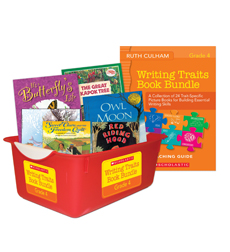 Writing Traits Book Bundle: Grade 4