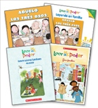 Read and Rise Family Conversations Kit Spanish 5 + up