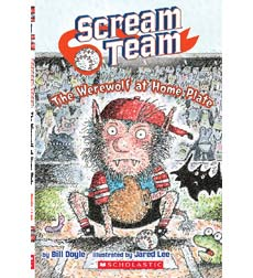 Scream Team: The Werewolf at Home Plate