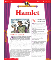 Unlocking Shakespeare: Hamlet
