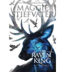The Raven Cycle: The Raven King