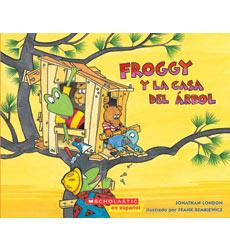 Froggy y la casa del árbol