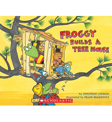 Froggy Books: Froggy Builds a Tree House