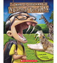 What If You Had Animal Teeth!?