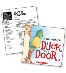 Duck at the Door - Literacy Fun Pack Express
