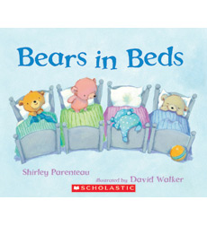 Bears in Beds