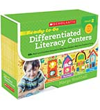 Ready-to-Go Differentiated Literacy Centers: Grade 2