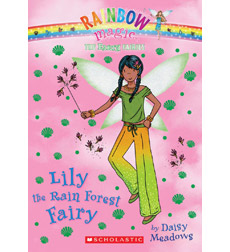 Rainbow Magic—The Earth Fairies: Lily the Rain Forest Fairy