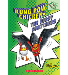 Kung Pow Chicken: The Birdy Snatchers