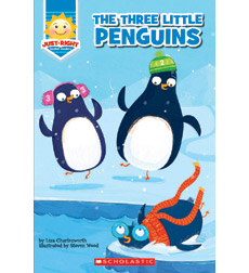Just-Right Readers G: The Three Little Penguins