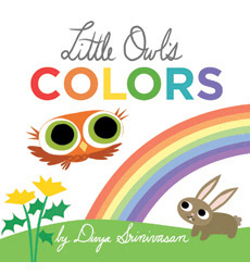 Little Owl's Night: Little Owl's Colors